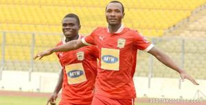 Hearts tracking ex-Kotoko striker Latif Amadu