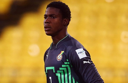 <h2>EXCLUSIVE: Ghana youth goalkeeper Ati-Zigi promoted to first team of Austrian giants Salzburg</h2>