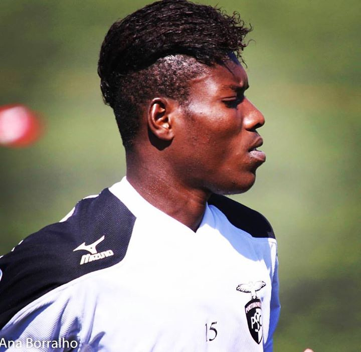 FC Porto starlet Agbenyenu satisfied with form at Portimonense in Portuguese second-tier