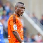 VIDEO: Watch Ghana striker Majeed Waris sent off while in action for Lorient in France