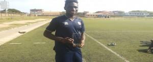 Inter Allies head coach Herbert Addo hails Baba Mensah's leadership ability