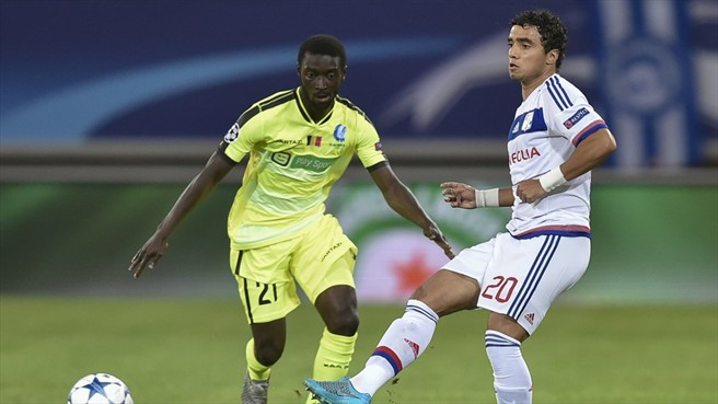 UEFA Champions League: Unsung Ghanaian hero Nana Asare dazzles in Gent's famous triumph over Lyon
