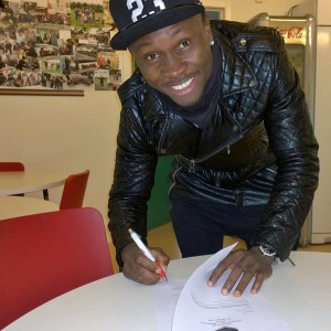 OFFICIAL: Swedish side Ostersunds FK announce signing of Ghanaian defender Sam Mensah on two-year deal