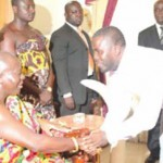 Otumfuo must come out to name Kotoko administration, supporter's chief demands
