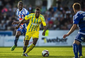 Patrick Twumasi's Astana knocked out of Champions League after Benfica draw