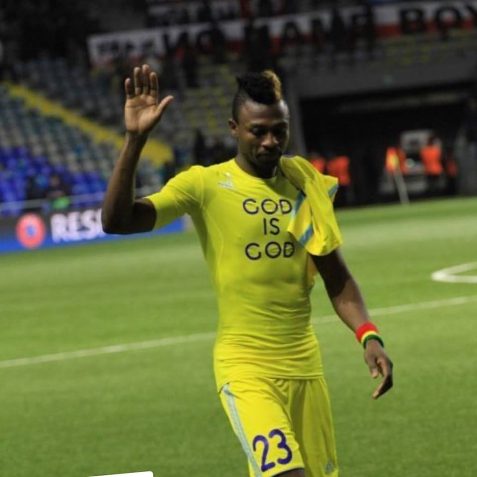VIDEO: Watch Patrick Twumasi's goal in the Uefa Champions League against Benfica