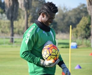 Ghana goalkeeper Razak Brimah hails Cordoba fans for show of support