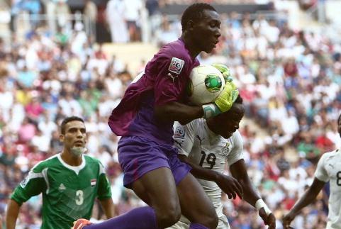 Wa All Stars claim European offers for want-away goalkeeper Richard Ofori