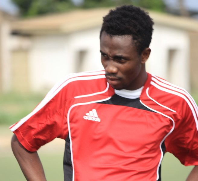 WAFA winger Samuel Tetteh delighted with first hat trick of the season