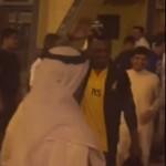 Video: Al Qadsia fans mob Ghana defender Rashid Sumaila