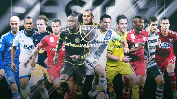 Ghanaian players snubbed in MLS Team of the Season