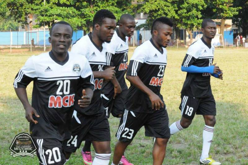 Five Ghanaian players among TP Mazembe favourites to win CAF Champions League