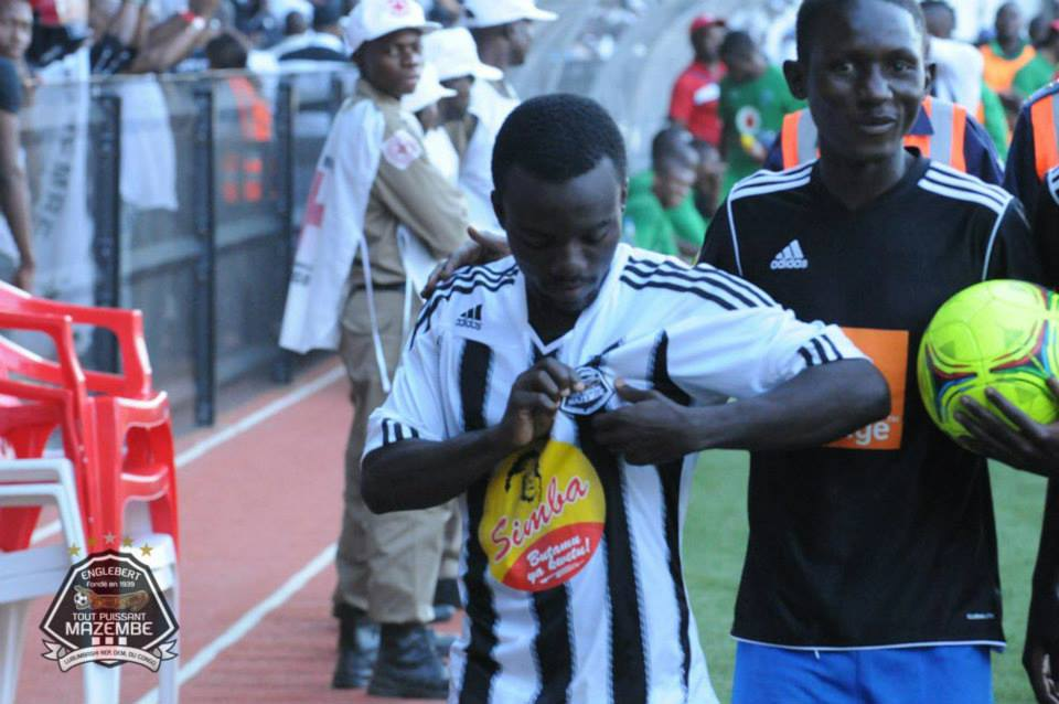 Solomon Asante cameos as TP Mazembe reach CAF Confederation Cup final