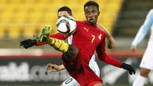 WAFA' Samuel Tetteh yet to rejoin club for pre-season