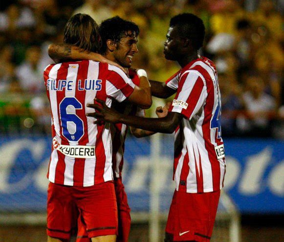 Promising Ghanaian midfielder Thomas Partey makes Atletico Madrid debut in Spain