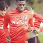 Spanish side Atletico Madrid to rely on Thomas Partey