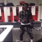 VIDEO: Watch Ghana striker Abdul Majeed Waris display thrilling dance moves at Lorient