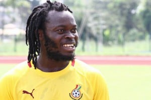 Yaya Mohammed is a unique player despite his age – Aduana Stars chief Albert Commey