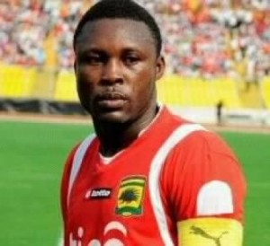 Ex-Kotoko defender Godfred Yeboah issues 'come and get me plea' to Hearts