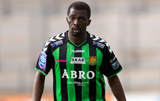 Yussif Chibsah opened to  Sandvikens IF move as Gais contract runs down