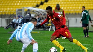 Highly rated youngster Samuel Tetteh not in hurry to leave Ghana Premier League