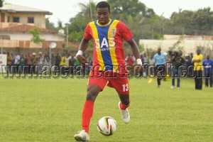 Hearts of Oak will be delight to watch next season - Thomas Abbey