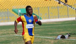 Hearts reject Romeo Agban reveals he's close to joining Ebusua Dwarfs