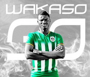 Alhassan Wakaso eyes Moreirense scalp in Portuguese super league
