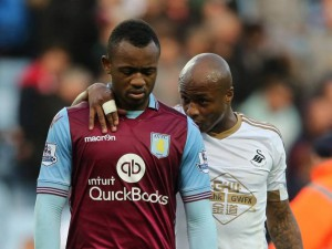Ghana deputy captain Andre Ayew dreams of playing in the same team with brother Jordan again