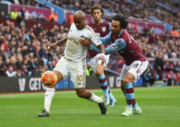 Andre Ayew vows to find new tricks to outwit Premier Leauge defenders