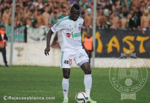 Ghana defender Awal Mohammed gutted over Raja Casablanca's 1-0 loss to Far Rabat