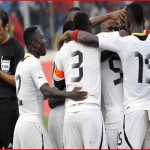 Black Stars drop five places in latest FIFA rankings, maintain 3rd place in Africa