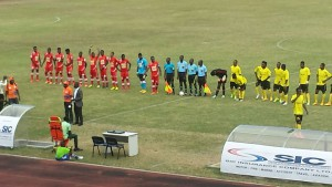 SIC NYAMETEI SWAG CUP: Bashiru Hayford parades an attacking line up to face Asante Kotoko