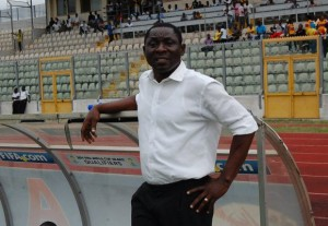 Kotoko coach David Duncan calls on SWAG to give him a miniature trophy for keeps for winning it thrice