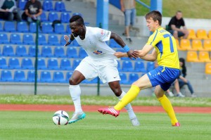 Ghanaian midfielder Aziz Tetteh eyes Belenenses scalp in the UEFA Europa League