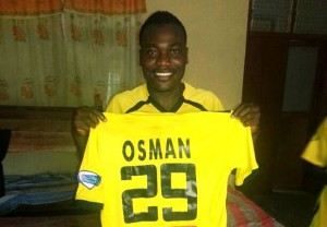 AshantiGold attacker Bashiru Osman expects a tough opposition from Kotoko in SWAG Cup clash