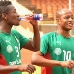 Asamoah Gyan: I'm strategizing with Andre Ayew to win 2019 AFCON