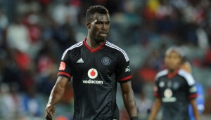Edwin Gyimah travels with Orlando Pirates despite not being registered for Confederation Cup