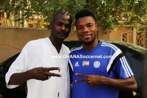On loan Al Hilal defender Abeiku Ainooson wants to take his career to the next level