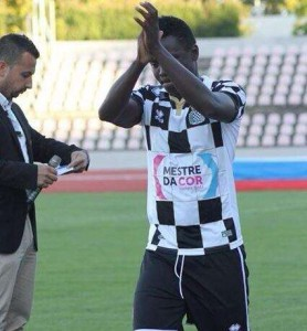 Samuel Inkoom gutted to lose at home to Guimaraes