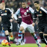 Jordan Ayew promises Aston Villa improvement after Watford defeat