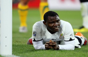 Crocked Juventus ace Kwadwo Asamoah backs Black Stars to secure fourth straight World Cup berth without him