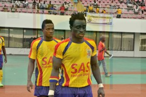 Defender Kwaku Andoh reveals he left Hearts to save his career