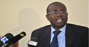 Prez Nyantakyi kept encouraging us to speak our minds at the maiden GFA Ex. Co meeting – Albert Commey