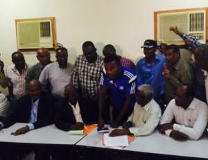 Defender Abeiku Ainooson back in Ghana to prepare ahead of huge campaign with Al Hilal