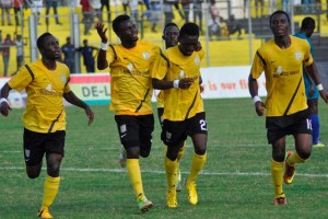 We are not despaired by Kotoko defeat - AshGold's Augustine Sefa