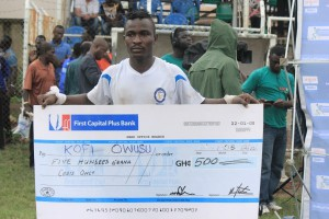 Exclusive: Kofi Owusu linked with a shock move to Congolese giants TP Mazembe