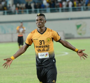 Ghana international Rashid Sumaila continues magical form in Kuwait