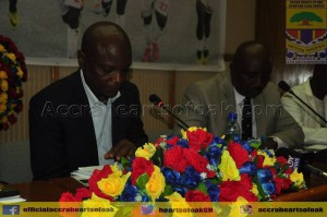 Hearts Board Chairman Togbe Afede XIV: Hearts of Oak do not make money from player transfers