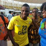 Midfielder Mubarak Wakaso reaches double figures for Ghana after goal in Comoros win